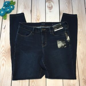 a.n.a. women's mid rise jegging jeans